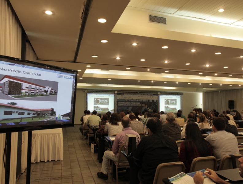 1º Encontro Regional de Construção a Seco em Recife
