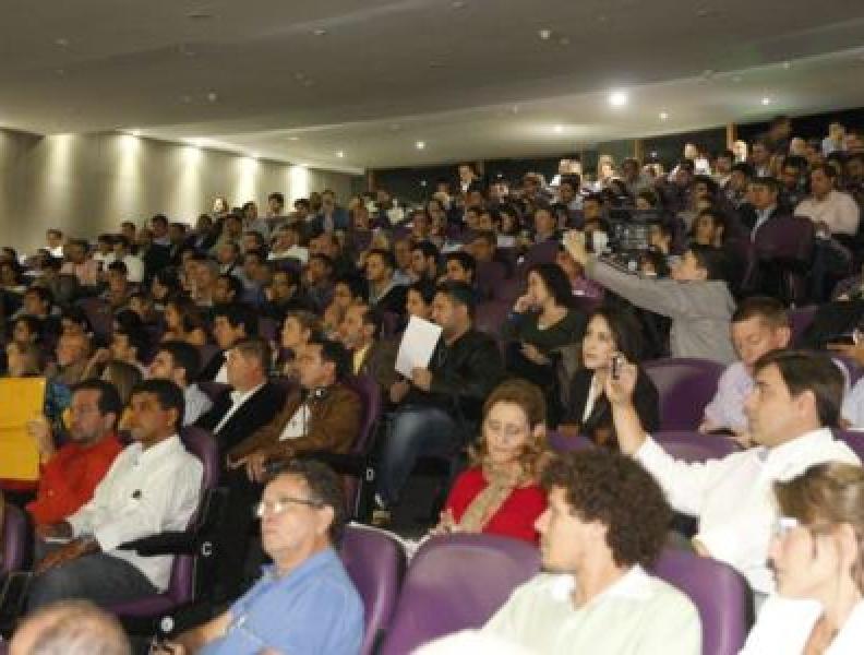 1º Congresso Latino-Americano de Steel Framing é considerado um marco na história.