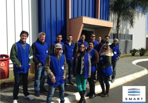 53º Curso Construindo em Light Steel Framing.